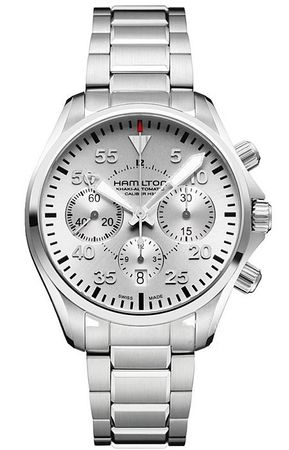 Hamilton Khaki Aviation Pilot Auto Chronograph  Men's Watch H64666155