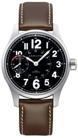 Hamilton Khaki Field Officer Handwinding  Men's Watch H69619533