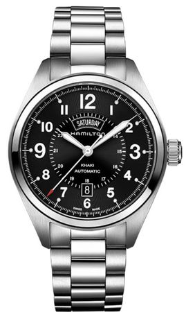 Hamilton Khaki Field Auto 42MM  Men's Watch H70505133