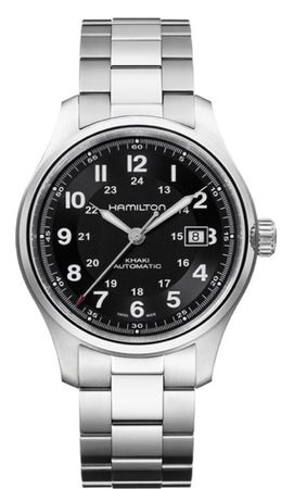 Hamilton Khaki Field Titanium Auto  Men's Watch H70525133
