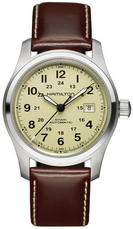 Hamilton Khaki Field Auto 42MM  Men's Watch H70555523