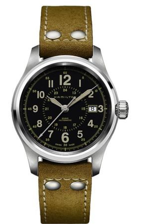 Hamilton Khaki Field   Men's Watch H70595593