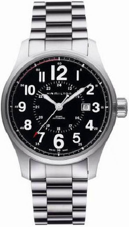 Hamilton Khaki Field Officer Auto  Men's Watch H70615133