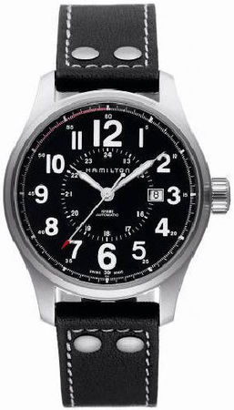 Hamilton Khaki Field Officer Auto  Men's Watch H70615733