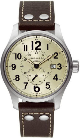 Hamilton Khaki Field Officer Auto  Men's Watch H70655723