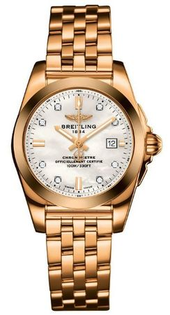 Breitling Galactic 29  Women's Watch H7234812/A792-791H