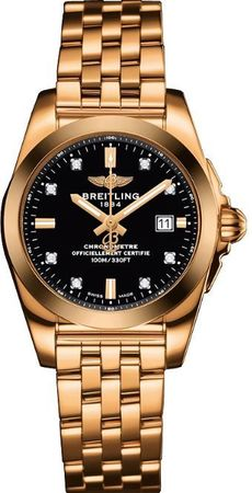 Breitling Galactic 29  Women's Watch H7234812/BE86-791H