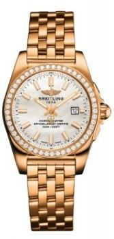Breitling Galactic 29  Women's Watch H7234853/A791-791H