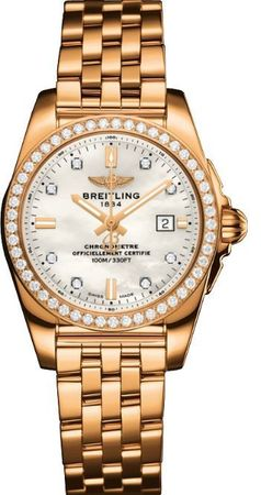 Breitling Galactic 29  Women's Watch H7234853/A792-791H