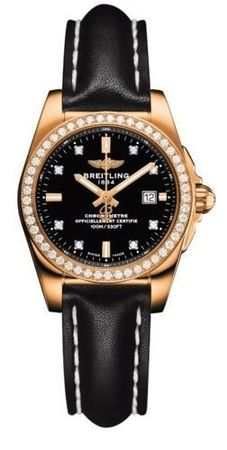 Breitling Galactic 29  Women's Watch H7234853/BE86-477X