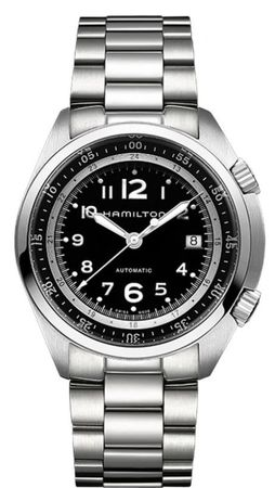 Hamilton Khaki Aviation Pilot Pioneer Auto  Men's Watch H76455133
