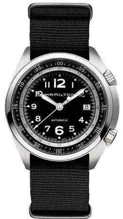 Hamilton Khaki Aviation Pilot Pioneer Auto  Men's Watch H76455933