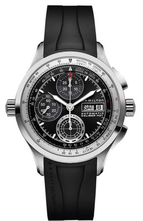 Hamilton Khaki Aviation X-Patrol Auto Chrono  Men's Watch H76556331