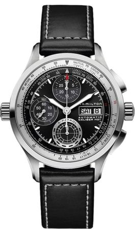 Hamilton Khaki Aviation X-Patrol Auto Chrono  Men's Watch H76556731