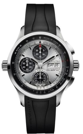 Hamilton Khaki Aviation X-Patrol Auto Chrono  Men's Watch H76566351