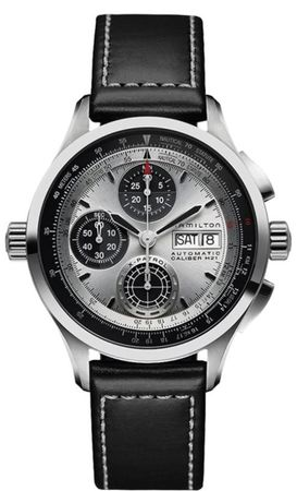 Hamilton Khaki Aviation X-Patrol Auto Chrono  Men's Watch H76566751