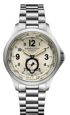 Hamilton Khaki Aviation QNE Auto  Men's Watch H76655123