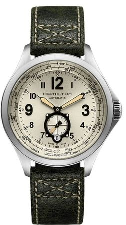 Hamilton Khaki Aviation QNE Auto  Men's Watch H76655723