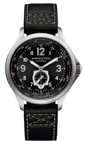 Hamilton Khaki Aviation QNE Auto  Men's Watch H76655733