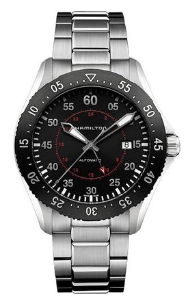 Hamilton Khaki Aviation Pilot GMT Auto  Men's Watch H76755135
