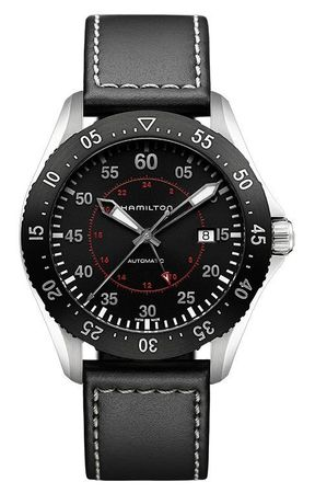 Hamilton Khaki Aviation Pilot GMT Auto  Men's Watch H76755735