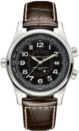 Hamilton Khaki Navy UTC Auto  Men's Watch H77505535
