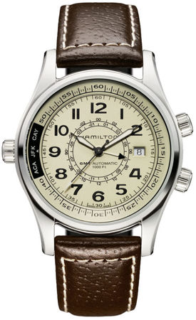 Hamilton Khaki Navy UTC Auto  Men's Watch H77525553