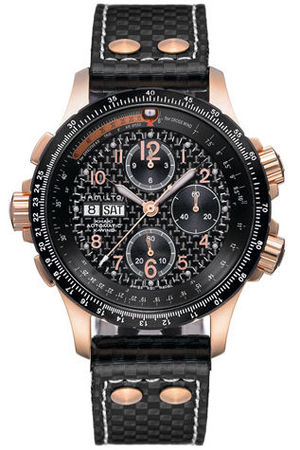Hamilton Khaki Aviation X-Wind Auto Chrono  Men's Watch H77696793