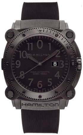 Hamilton Khaki Navy   Men's Watch H78585333