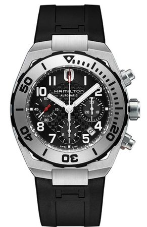 Hamilton Khaki Navy Sub Auto Chrono  Men's Watch H78716333