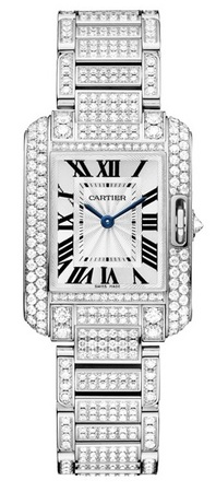 Cartier Tank Anglaise  Women's Watch HPI00559