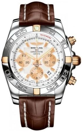 Breitling Chronomat 44  Men's Watch IB011012/A696-CROCD