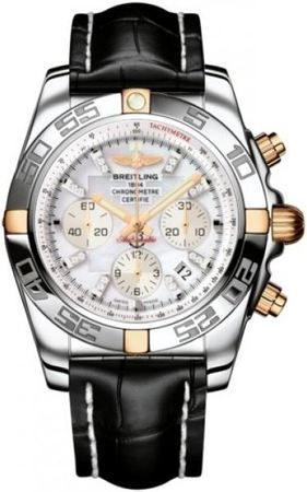 Breitling Chronomat 44  Men's Watch IB011012/A698-CROCT
