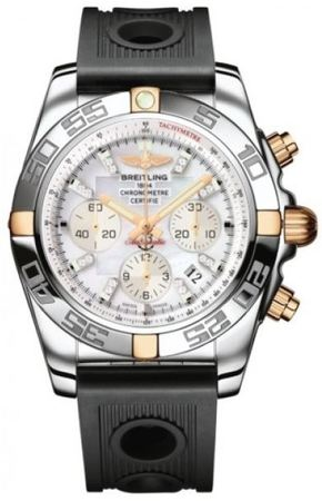 Breitling Chronomat 44  Men's Watch IB011012/A698-ORD