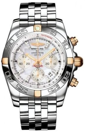Breitling Chronomat 44  Men's Watch IB011012/A698-SS