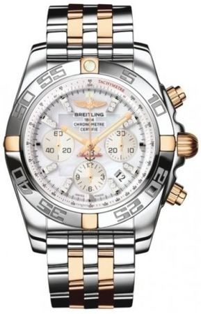 Breitling Chronomat 44  Men's Watch IB011012/A698-TT