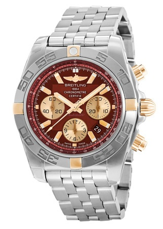 Breitling Chronomat 44  Men's Watch IB011012/K524-SS