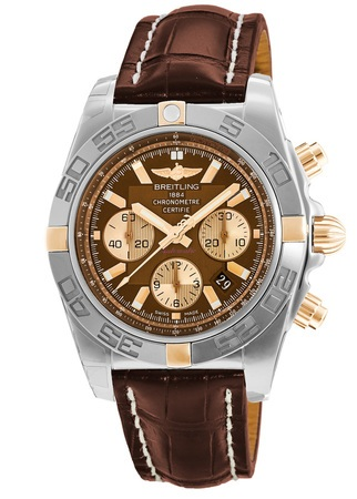 Breitling Chronomat 44  Men's Watch IB011012/Q576-CROCD