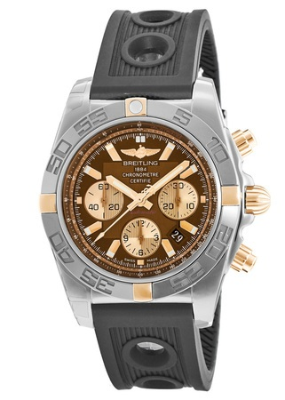 Breitling Chronomat 44  Men's Watch IB011012/Q576-ORD
