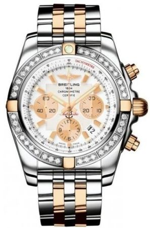 Breitling Chronomat 44  Men's Watch IB011053/A696-375C