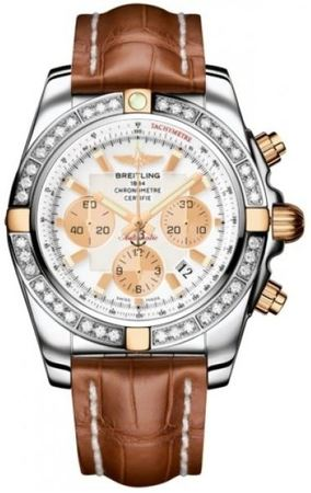 Breitling Chronomat 44  Men's Watch IB011053/A696-CROCD