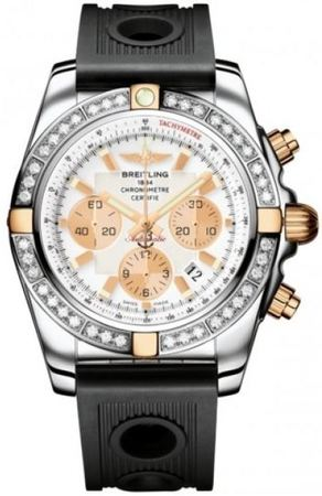 Breitling Chronomat 44  Men's Watch IB011053/A696-ORD