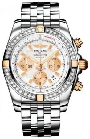 Breitling Chronomat 44  Men's Watch IB011053/A696-SS