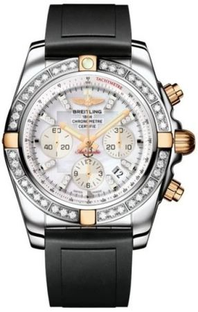 Breitling Chronomat 44  Men's Watch IB011053/A698-DPT