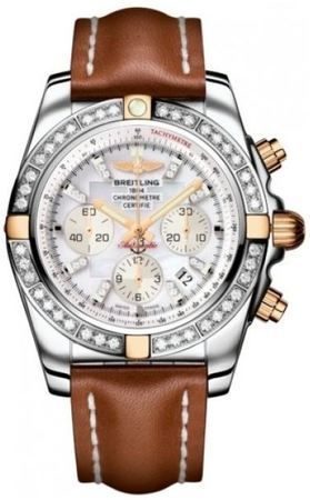 Breitling Chronomat 44  Men's Watch IB011053/A698-LSD