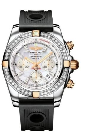 Breitling Chronomat 44  Men's Watch IB011053/A698-ORD