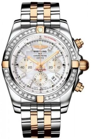 Breitling Chronomat 44  Men's Watch IB011053/A698-TT