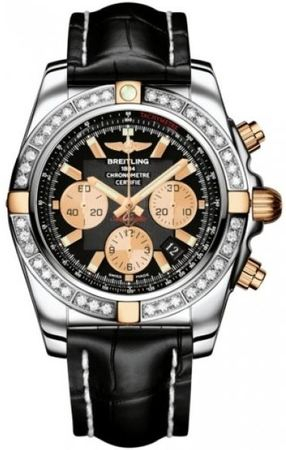 Breitling Chronomat 44  Men's Watch IB011053/B968-CROCD