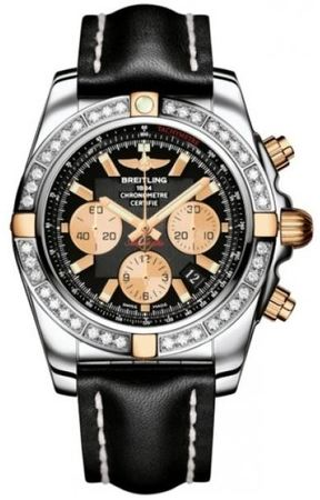 Breitling Chronomat 44  Men's Watch IB011053/B968-LST