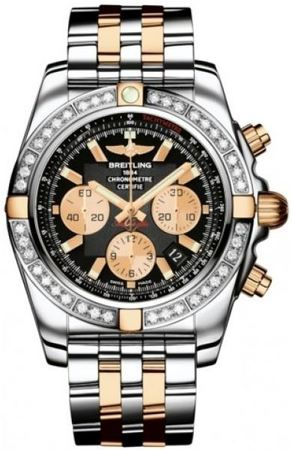 Breitling Chronomat 44  Men's Watch IB011053/B968-TT